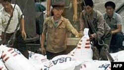 Hoa Kỳ không tin bất cứ viện trợ lương thực nào cho Bắc Triều Tiên đến tay những người có nhu cầu