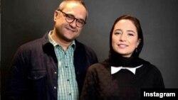 رامبد جوان و نگار جواهریان برای اکران بین المللی فیلم جدید آقای جوان به نام «قانون مورفی» به کانادا رفته اند