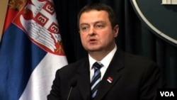 Srpski premijer Ivica Dačić (arhivski snimak)