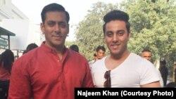 نجیم خان و سلمان خان