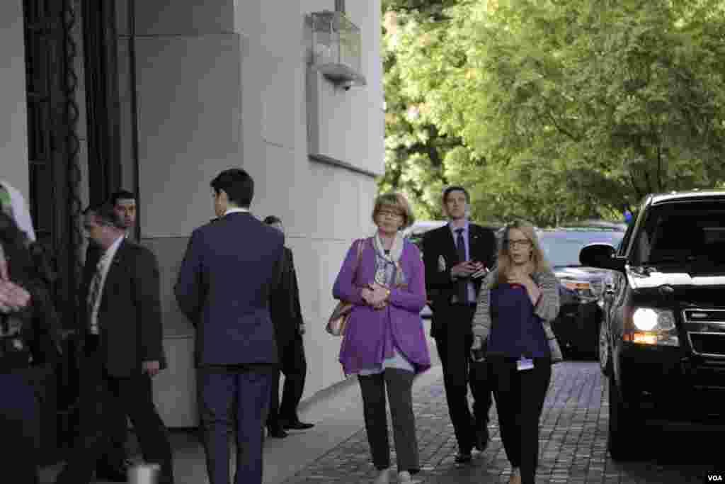 هلگا اشمید، معاون مسئول سیاست خارجی اتحادیه اروپا