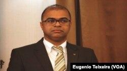 Bernardino Delgado, presidente do Conselho Superior Magistratura Judicial de Cabo Verde