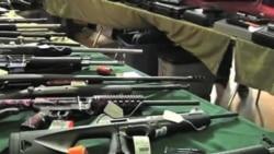 Washington Week: Focus on Gun Control, Obama Cabinet Picks
