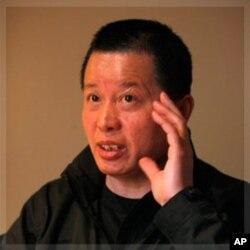 中國維權律師高智晟(資料照片)