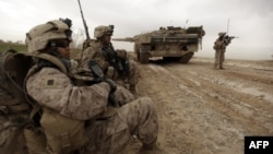 Arhiv - Američki vojnici u Afganistanu (Foto:Patrick BAZ / AFP)