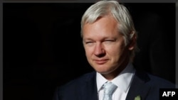 WikiLeaks Kurucusu Assange İngiliz Anayasa Mahkemesinde