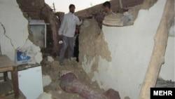 زلزله در سنگک