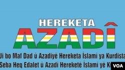 Logoya Hereketa Azadî.