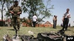 Еще один взрыв в Ингушетии. Архив. 2009г.