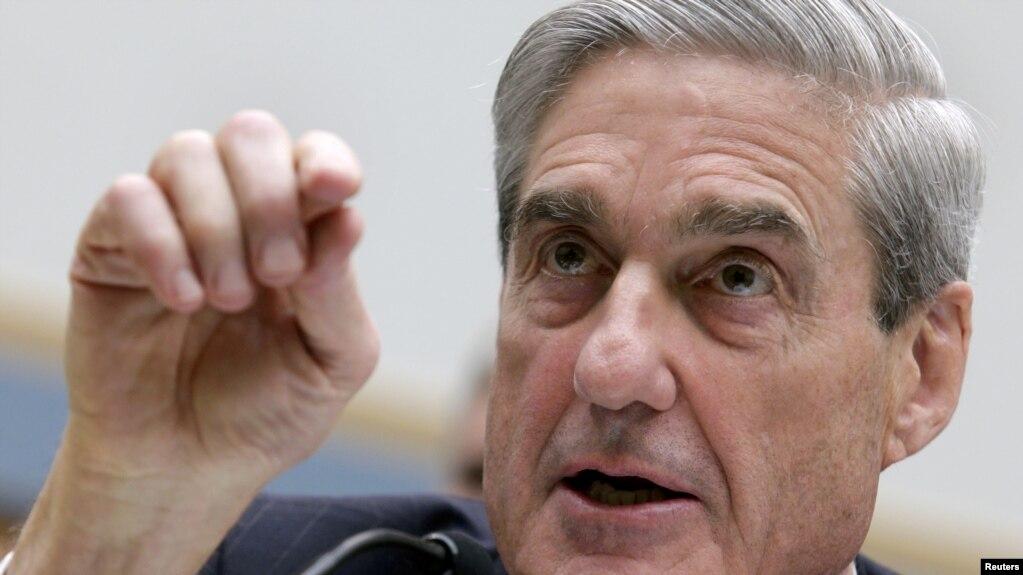 Công tố viên Đặc biệt Hoa Kỳ Robert Mueller