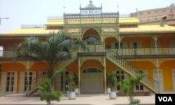 Palácio de Ferro em Luanda