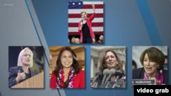 2020總統選戰 民主黨人爭先試水。(視頻截圖)