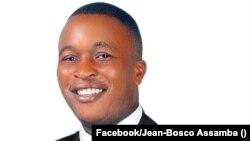 Mokeli mibeko ya etuka ya Ituri mpe moyi FCC Jean-Bosco Assamba, Bunia, na photo etiamaki na Facebook na ye le 21 septembre 2019. (Facebook/Jean-Bosco Assamba)