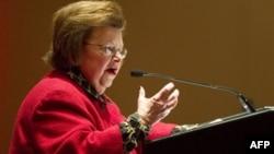 Senatör Barbara Mikulski