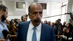FILE - Guatemalan lawyer Francisco Palomo defended former dictator Efrain Rios Montt in his 2013 trial on charges of genocide and crimes against humanity; Rios Montt's conviction was overturned.