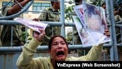 """Thủ Thiêm, một trong những """"nhức nhối"""" lớn nhất liên quan đến đất đai ở Việt Nam."""