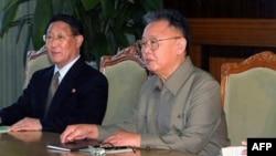 Kuzey Kore Lideri Kim Jong İl, Çinli yetkili Dai Bingguo ile