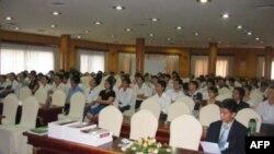 Hội thảo du học của IVCE tại Việt Nam