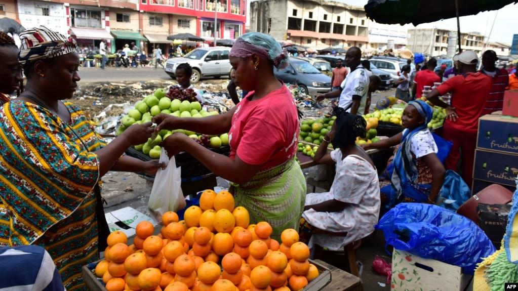 women Abidjan