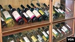 Inggris mempunyai banyak koleksi anggur berharga mahal (foto: ilustrasi)