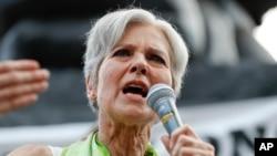 Dr. Jill Stein, ketua Partai Hijau di AS, yang menuntut penghitungan ulang hasil pemilihan presiden di Amerika.