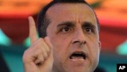صالح: نشست پاریس به طالبان مشروعیت جهانی می دهد