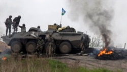 Rebels Shoot Down Ukrainian Helicopters