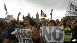 墨西哥人指責涅托舞弊。