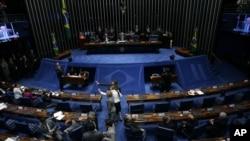 La votación sobre el juicio político a la presidenta Dilma Rousseff en el Senado brasileño puede extenderse hasta la madrugada del jueves 12 de mayo.