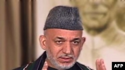 Tổng thống Afghanistan Hamid Karzai