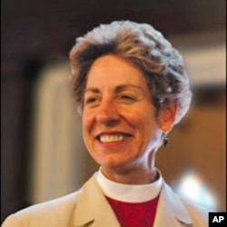 The Most Rev. Katharine Jefferts Schori, previously bishop of Nevada, is the 26th Presiding Bishop of the Episcopal Church.
