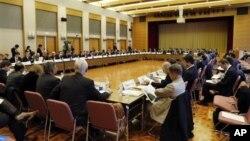 """超過60多個國家的外交官星期五在東京舉行""""敘利亞之友""""會議"""