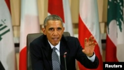 Obama on Defeating ISIL