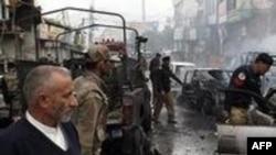 Pakistanda intiharçı hücumu baş verib