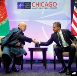 NATO sammitida asosan Afg'oniston kelajagi muhokamada. Barak Obama va Hamid Karzay alohida uchrashib, strategik hamkorlik va urushni qanday tugatish haqida gaplashdi.
