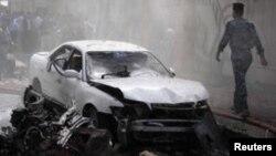 伊拉克发生多起汽车炸弹爆炸