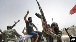 جرمنی کی لیبیائی باغیوں کو قرضوں کی پیش کش