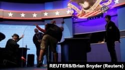 Pripreme za debatu kandidata za potpredsednike