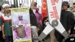 جسمانی تشدد: انڈونیشیا سعودی عدالت کےفیصلے سے نالاں