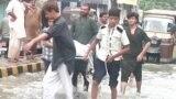 Ambaliyar Ruwa Ta Kashe Mutum Kusan 20 A Karachi Babban Birnin Pakistan