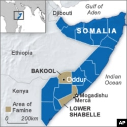 WHO: Five More Regions in Southern Somalia on Brink of Famine