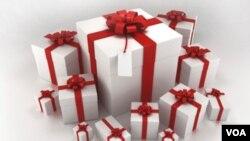 La Navidad es la temporada más importante para los vendedores.