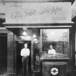 The Marriott hotel chain began as a root beer restaurant in Washington