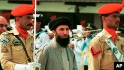 ګلبدین حکمتیار اتایمو لسیزو کې د پاکستان له لارې د امریکا مرستې ترلاسه کولې او د شوروي اتحاد پر ضد یې جهاد کاوه