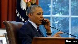 آقای اوباما به خاطر رویداد کندز به رئیس جمهور غنی تسلیت گفت