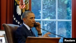 Presiden AS Barack Obama, Senin (3/8), akan mengungkapkan peraturan-peraturan baru yang ditujukan untuk memangkas polusi karbon yang berasal dari pembangkit-pembangkit listrik di berbagai penjuru Amerika. (Foto: dok.)