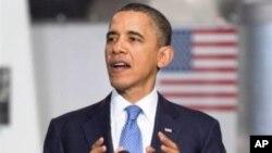 재선운동을 출범한 오바마 대통령