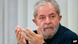Luiz Inacio Lula da Silva, yahoze ayoboye Igihugu ca Brezil