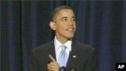 Обама домаќин на Националниот молитвен појадок