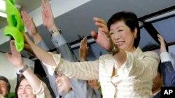 Juriko Koike, nova guvernerka Tokija